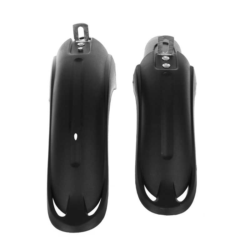 Bicycle Fenders Set Front Rear Mudguard For 12//14Inch Kids Children Bike