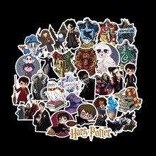 50 шт. магический фильм Классический милый мультфильм ноутбук стикеры s домашний Декор стены автомобиля Stlying скейтборд детские игрушечные этикетки