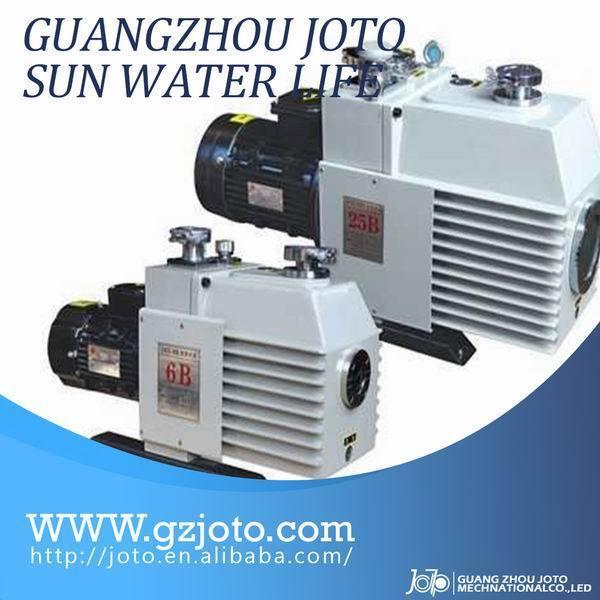 High Speed Direct Drive Rotary Vane 2XZ-2b vacuum pump
