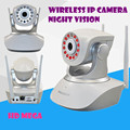 HD Cloud IP Camera,Wireless,Video Monitor,Surveillance,Motion Detection, plug/play, Pan/Tilt ,Two-Way Audio, Night Vision