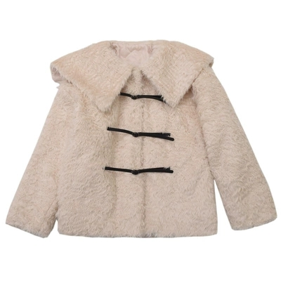 New Style High end Fashion Women Faux Fur Coat 18C32 in Faux Fur from Women 39 s Clothing