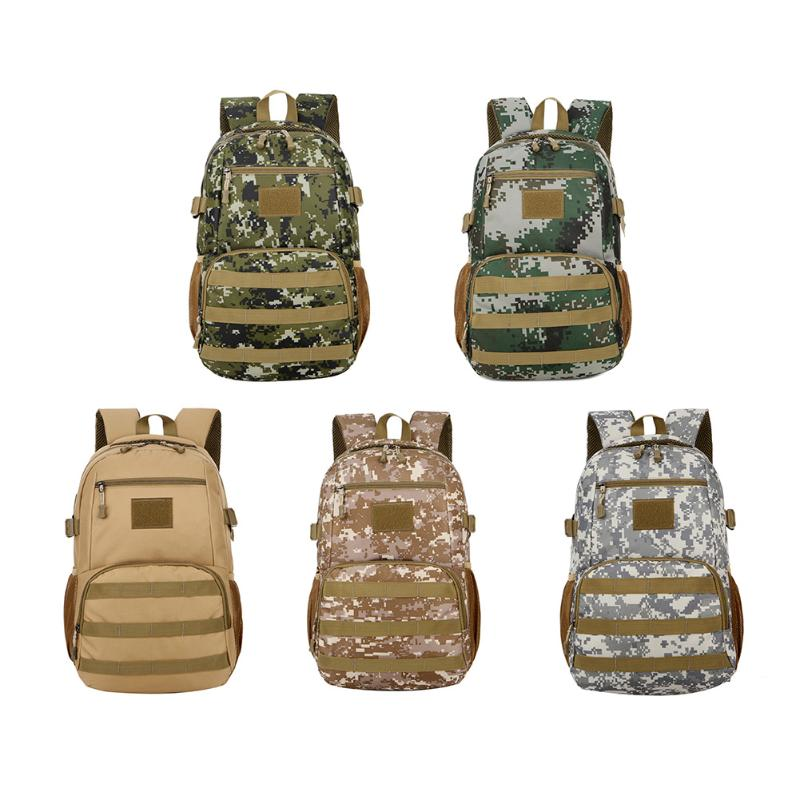 20-35L Outdoor Sports Camo Military Tactical Backpack Unisex Large Hiking Camping Travel Bag Stuff Storage Sack for Men bolsa woodland camo sports outdoor military tactical backpack travel bags high quality camping bag hiking trekking bagpack