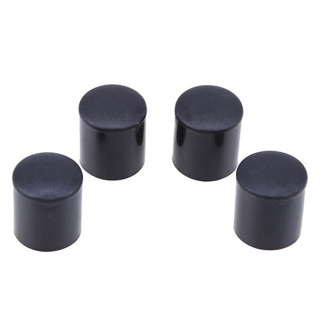 caps for chair legs patio repair service online shop whism 4pcs anti skid furniture plastic feet cover floor protector