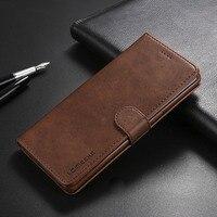 Funda abatible de cuero para Huawei P20 Pro, carcasa magnética de lujo para Huawei P20 Lite, Nova 3E Book