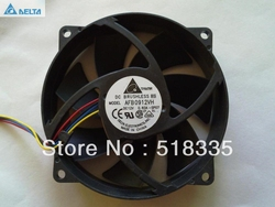 for delta AFB0912VH 12V 0.6A round axial cooling fan dc brushless motor