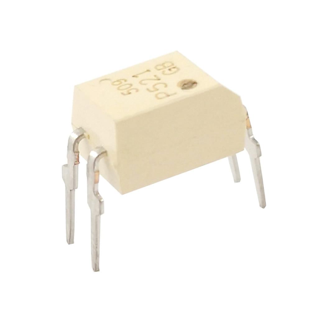 500 pcs TLP521-1GB TLP521-1 TLP521 P521 DIP-4 Optocoupler transistor output chip