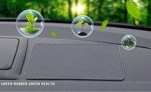 Anti Slip Mat GPS Suporte Do Telefone Do Carro de silicone macio Anti-slip titular Mat Pad Para Cadillac Chevrolet Nissan Porsche Lexus