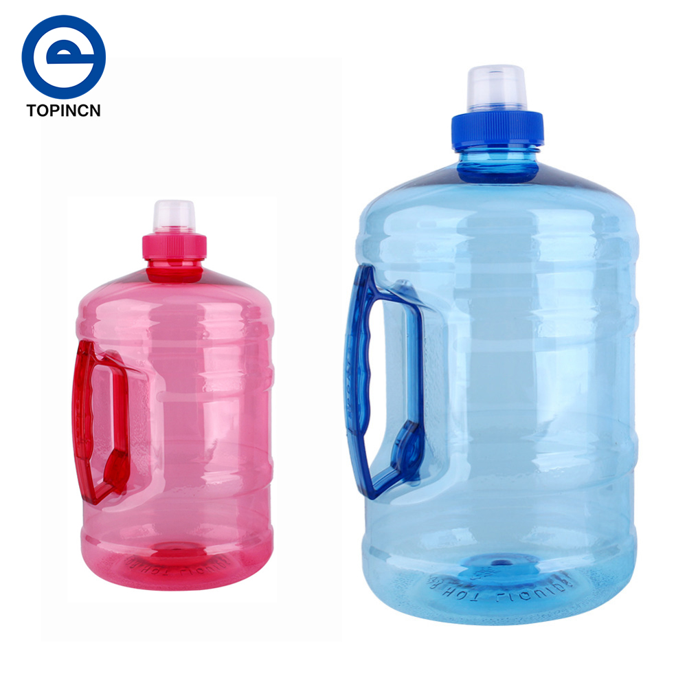 2L 1L Outdoor Sports Big Drink Large Water Bottle Kettle Picnic Party Cup Hiking