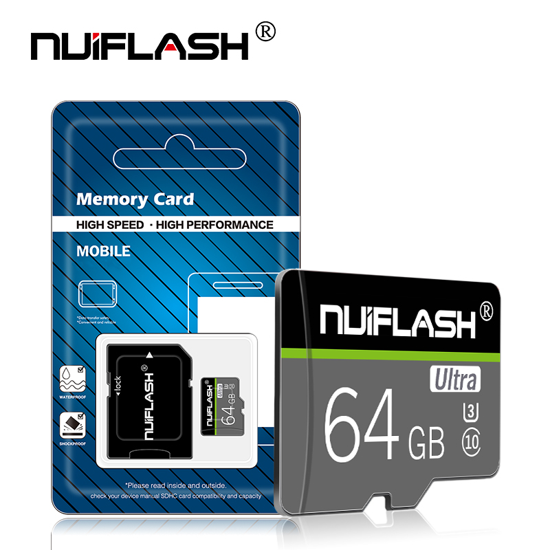 High Quality Flash Memory Card 8GB 16GB 32GB Class10 SDHC Micro Card 64GB 128GB Class10 SDXC Tarjeta Micro Sd Cartao De Memoria