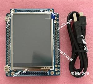 Image 1 - แขน Cortex M3 Mini STM32F103VCT6 Development Board + 3.2 นิ้ว TFT LCD โมดูล 56kB แฟลช 48KB RAM