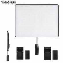 YONGNUO YN600 Air 5500K & 3200K 5500K caméra LED lumière vidéo photographie Studio éclairage + 2x chargeur + 2X NP F550 batterie