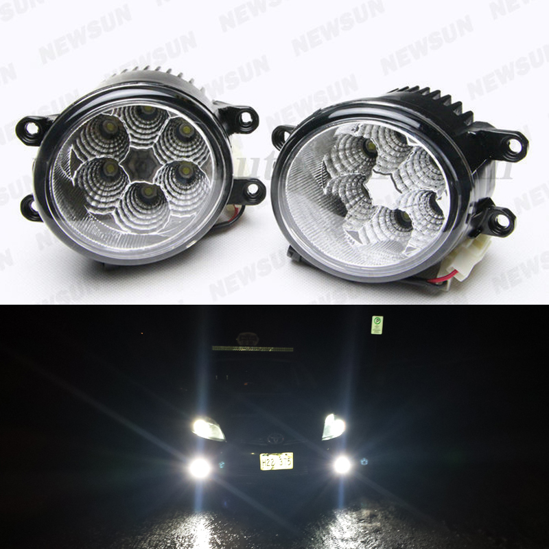 ФОТО 12V 36W high quality car part led Fog light for TOYOTA for COROLLA EX for Highlander for Yaris for PRIUS fog light driving lamp