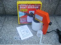 New 1pc 600ml 220V Electric Spray Gun Paint Spray DIY electric spray gun Oil spray PG 350