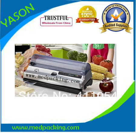 Free Shipping New Household Vacuum Sealer,Fruit Packing Machine YS730Z GRINDING