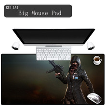 XGZ Player Unknowns Battlegrounds Speed Large Gaming Mouse Pad Rubber Lock Edge Gamer Mat for Desk Computer Pubg MousePad
