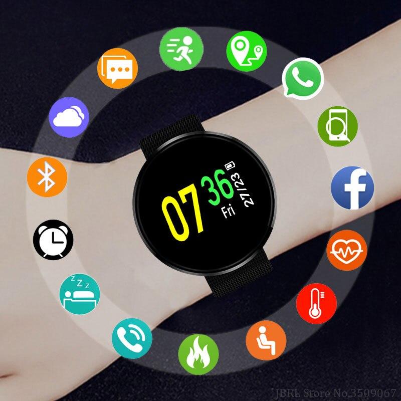 SANDA Sport montre intelligente femmes montres de luxe célèbre marque dames montre-bracelet pour femmes horloge femme montre-bracelet Relogio Feminino