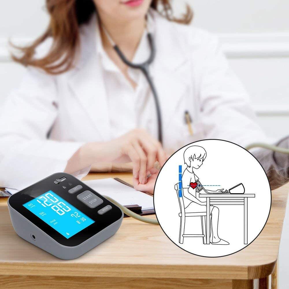 Doctor - Majota Cigbg Home Digital Upper Arm Blood Pressure Monitor