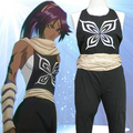 High Quality Custom Made Yoruichi Shihoin Cosplay Costume 2nd from Bleach Anime Christmas Plus Size (S-6XL)