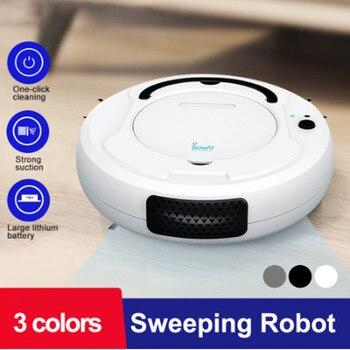 1800Pa умный подметальный робот с зарядкой от usb, три режима очистки, инструменты для чистки ленивых, интеллектуальное устройство для уборки, н...