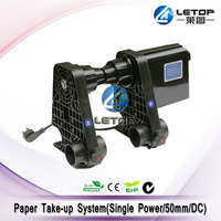 Hohe qualität! Einzel Power 50mm DC papier media nehmen up system für papier empfänger-in Drucker-Teile aus Computer und Büro bei