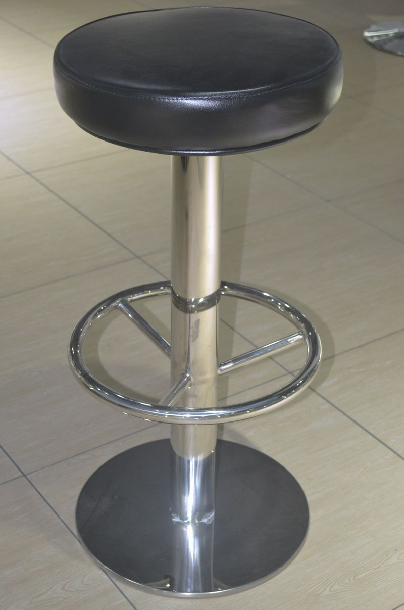 Creative Proof Stainless Steel Fixing Bar Stool Restaurant