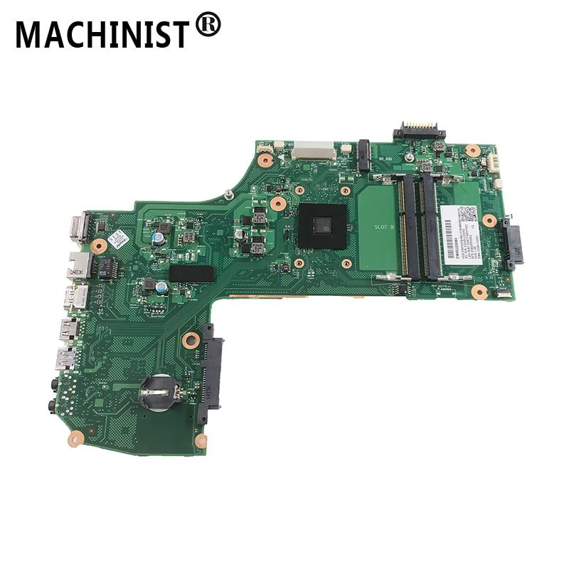 Original  For Toshiba L70-B C75D C75D-B7215 laptop motherboard EM-2100 CPU DDR3 V000358050 6050A2632101 100% fully Tested