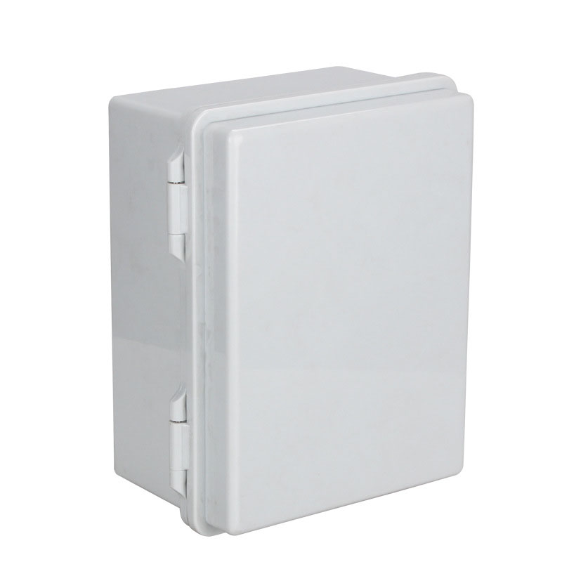 ABS Plastic Dustproof Waterproof IP65 Plastic Electronic Project Box Junction Enclosure Case Box DIY Case Enclosure