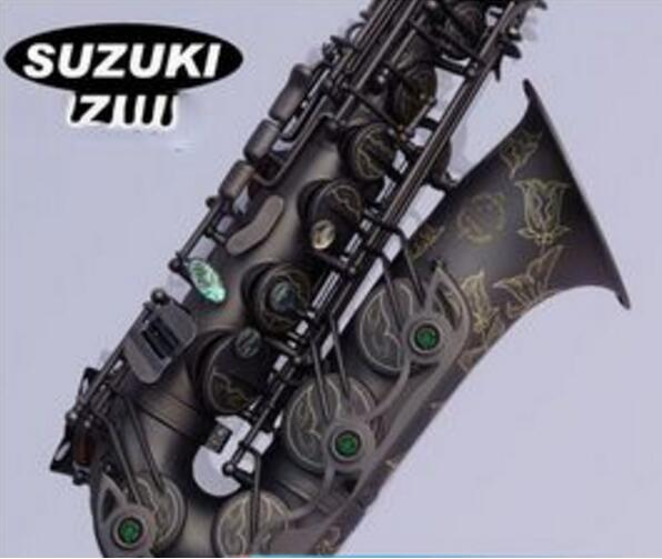 New selling Musical Instrument Alto Saxophone High quality Matt black E Alto Sax beautiful Professional level Free shipping монитор benq gl2450hm