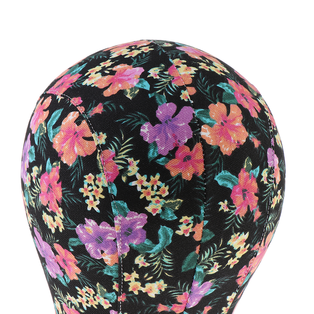 Perucas Fazendo Estandes Cabeça Bloco Tela Hat Jóias Display Suporte Da Cabeça do Manequim 22 polegada
