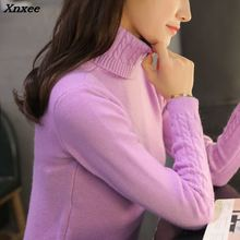 han edition of the new twist render unlined upper garment cultivate morality sweater with thick sets female Xnxee
