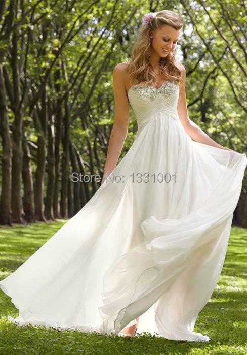 Popular Flowy Wedding Dresses-Buy Cheap Flowy Wedding Dresses lots ...