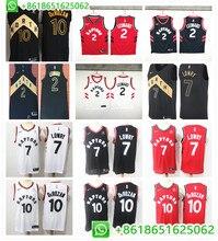 b5f1926128a Sewn Toronto Kyle Lowry Kawhi Leonard basketball jerseys FOR MEN camiseta  maillot(China)