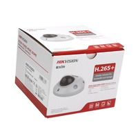 Hikvision DS 2CD2543G0 IS 4MP POE H.265 IR Card Slot IP Built in Mic Audio Network Mini Dome Camera Replace DS 2CD2542FWD IS