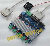 4 Axis CNC Controller Board H Type Without Cable