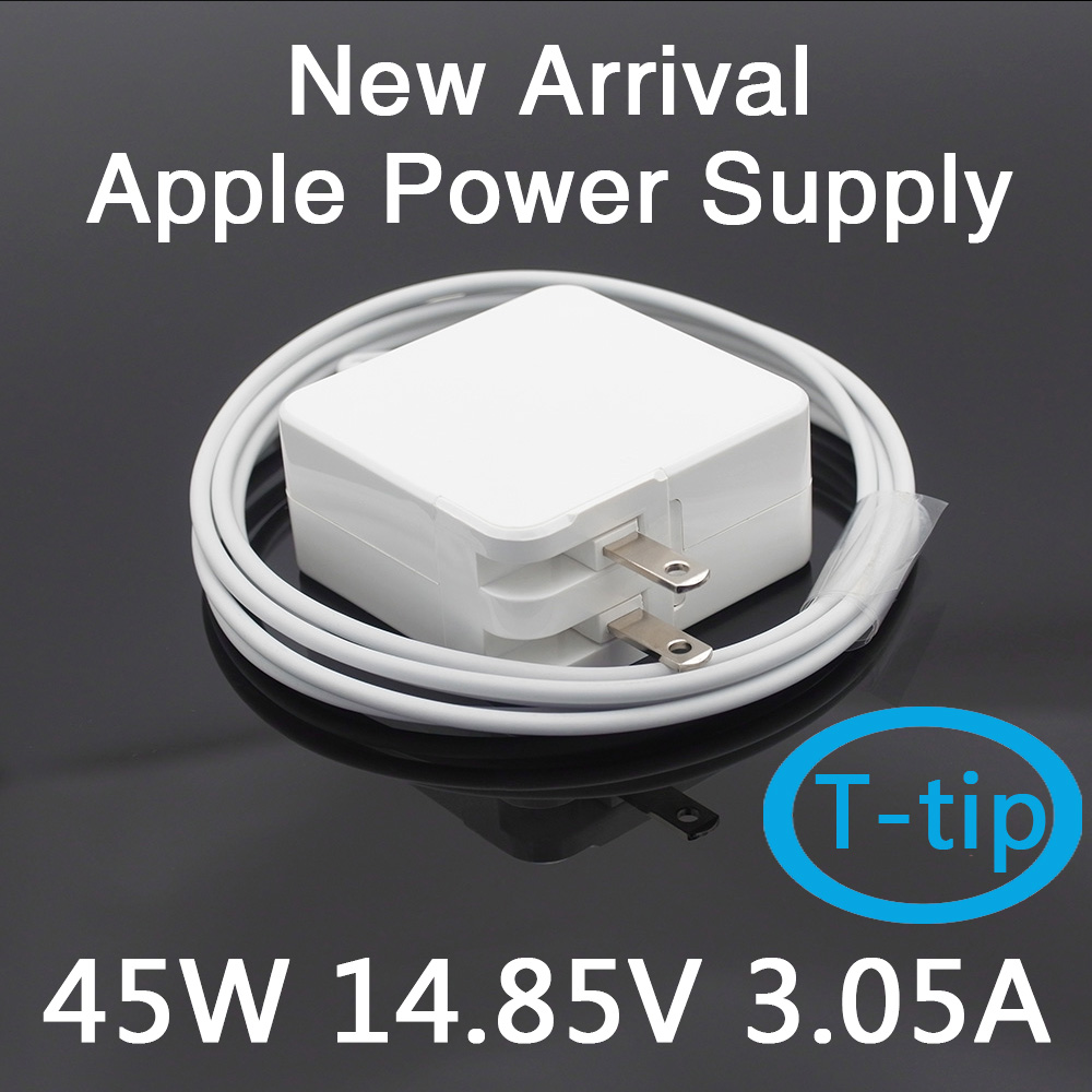 font b MacBook b font Air Charger 45w T Tip Magsafe2 Replacement Power Adapter for