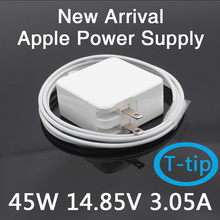 MacBook Air Charger, 45w T-Tip Magsafe2 Replacement Power Adapter for Mac Book Air 11-inch & 13 inch (After Mid 2012)