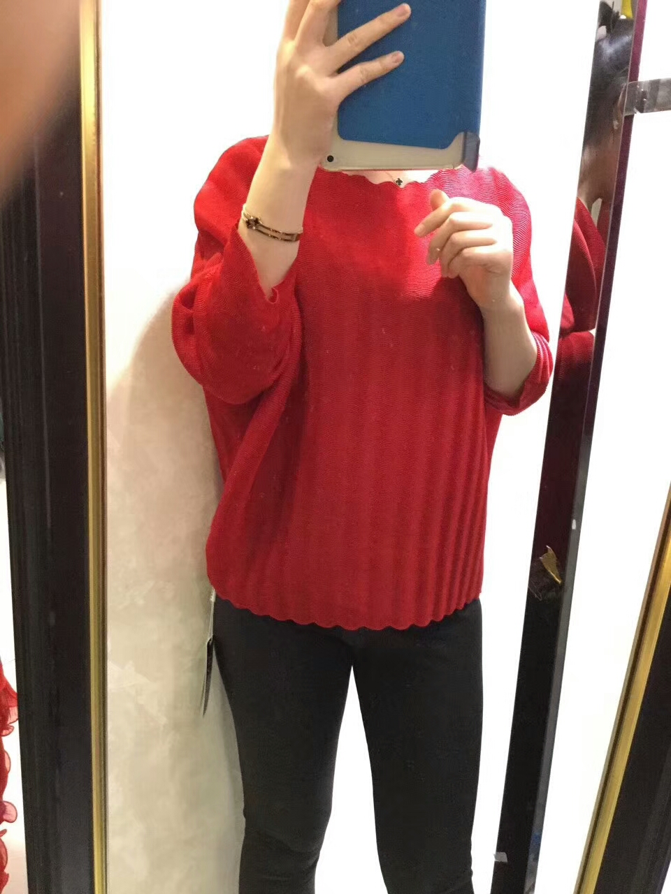 cou pourpre Mode D'o Gratuite Trois En bleu Pur Noir marron Bleu Quarts À Type Stock Livraison Joker marine rose Couleur fuchsia rouge La De T Fois shirt Ox7wAdtBq