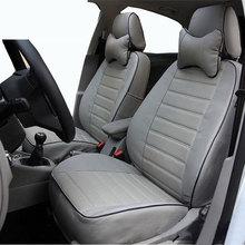 PU leather custom seat cover proper fit for HONDA ODYSSEY 2004-2008 7 auto car full set