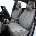 PU leather custom seat cover proper fit for HONDA ODYSSEY 2004-2008 7 seat auto seat cover car seat cover full set
