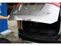 Acier inoxydable Coffre Arrière Hayon Boot Moulage Couverture Garniture pour Toyota RAV4 RAV 4 XA40 2013 2014 2015 Voiture style!