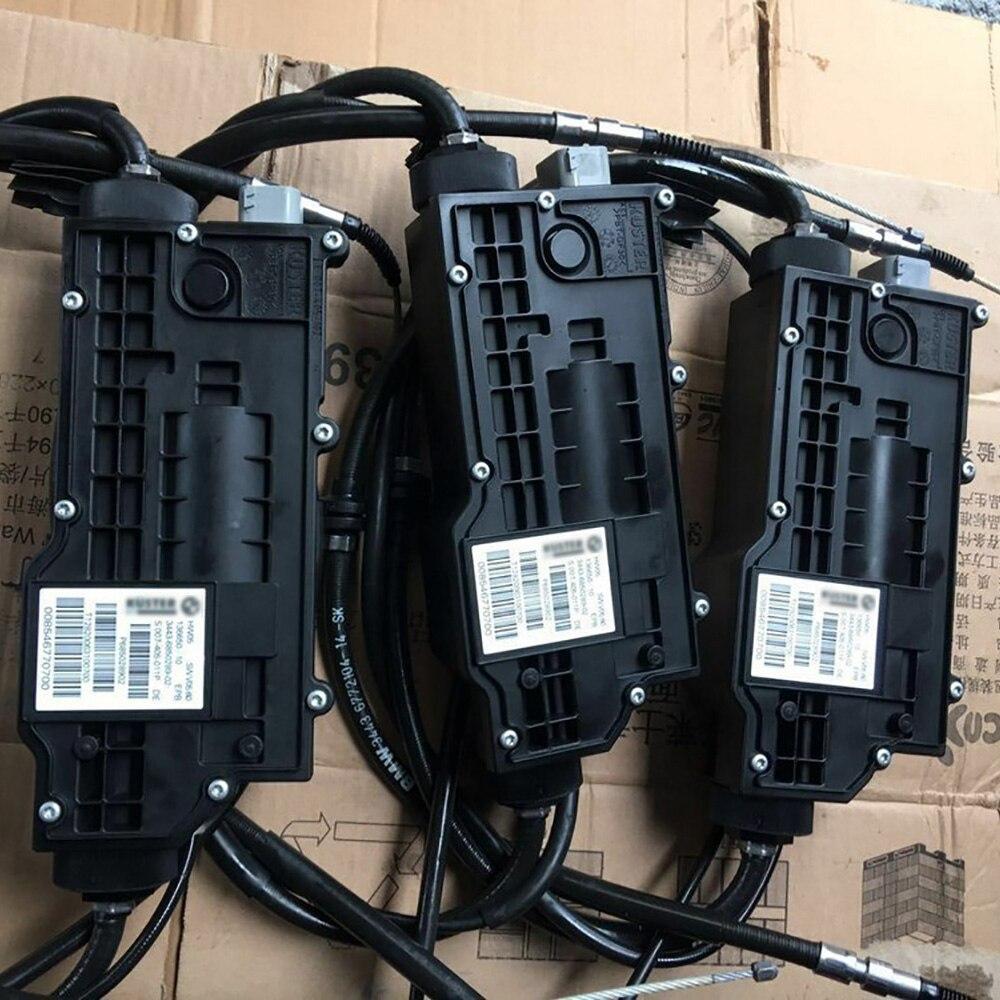 1 ensemble actionneur de frein de stationnement électronique automatique avec unité de commande pour BMW X5 E70 X6 E71 E72 34436850289 accessoires de voiture - 2