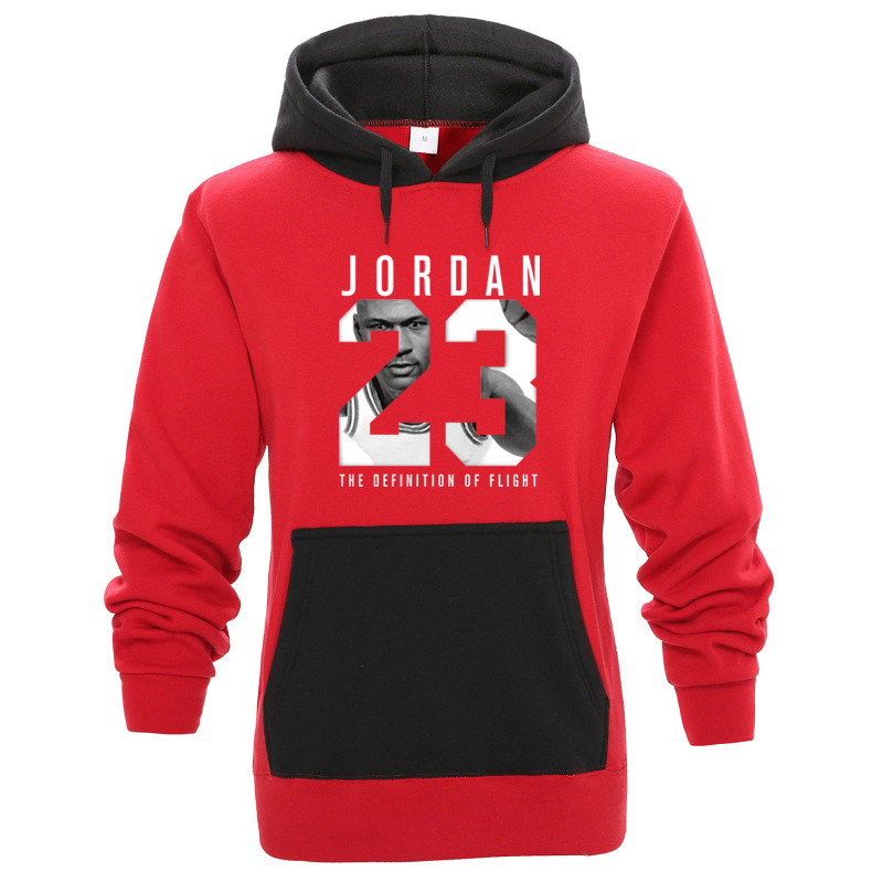 Men Sportswear Sweatshirts Tracksuit Hip-Hop Jordan 23 Men/women Brand-New-Fashion Print