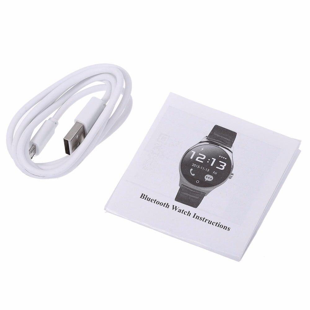 42172dba2f9 marca Rwatch chip embutido tipo MTK 2501 versão Bluetooth Bluetooth 4.0 à  prova d  água sim
