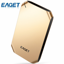eaget g50 внешних жёстких диска 500 HDD нержавеющей стали тело шифрование shockproof usb3.0 высокой скорости и переносной жесткий внешний накопитель жёсткий диск 500gb компьютера на поощрение гб внешние жесткие диски