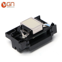 Free Shipping 100 New Original Print Head For EPSON T50 R290 RX610 P50 TX650 Nozzles Printer