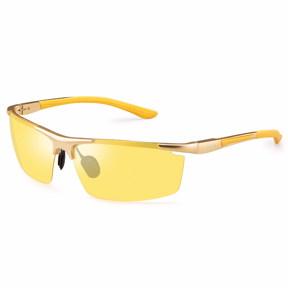 7c7b193830f Detail Feedback Questions about SOXICK Brand Night Vision Driving Sunglasses  Yellow Lens Classic Anti Glare Safety Sport Polarized Sunglasses Oculos Sun  ...