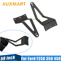 50inch Curved Straight Light Bar Mounting Brackets Car Roof Mount Bracket For Ford F 250 F