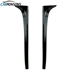Image 3 - 폭스 바겐 골프 용 Carmonsons 7 MK7 리어 윙 사이드 스포일러 스티커 트림 커버 액세서리 자동차 스타일링