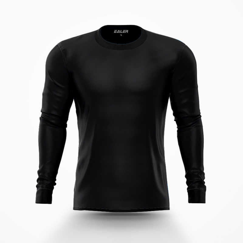 Men Quick Dry Shirts Long Sleeve Top Tights