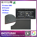 P3 RGB pixel painel HD display --- venda itens p3mm xxx HD led exibição de vídeo 64 x 32 display led módulo dot matrix P3 SMD interior